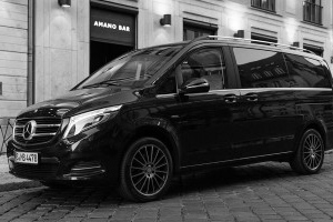 Mercedes V Class Service Sicily
