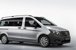 Mercedes Vito Service Sicily